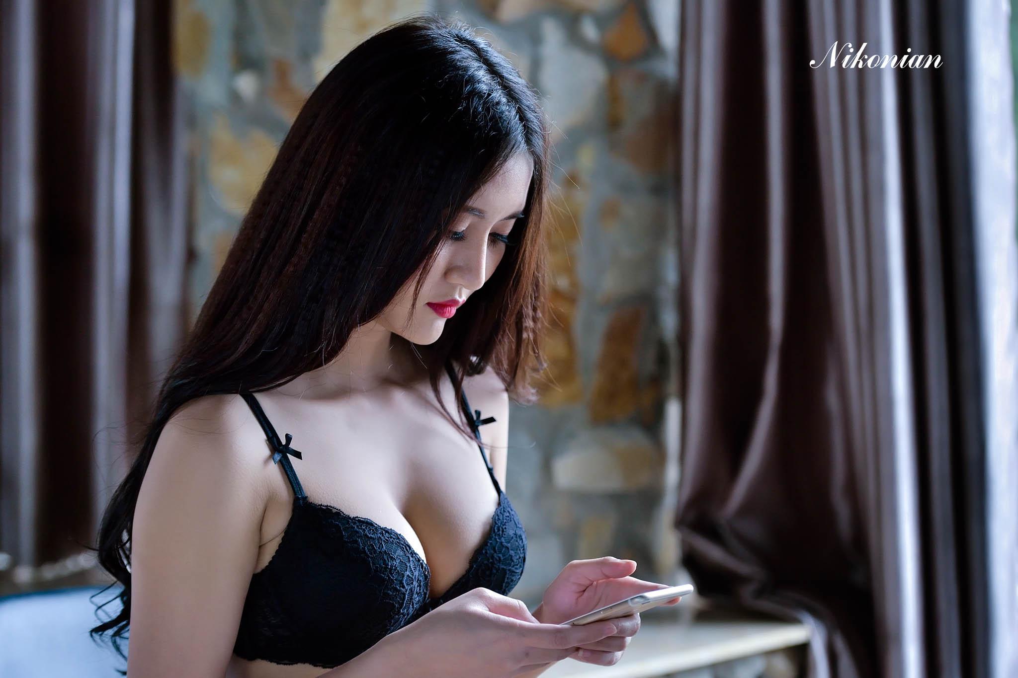 Pong Kyubi nữ sát thủ xinh đẹp photo Nguyễn Ngọc Trung