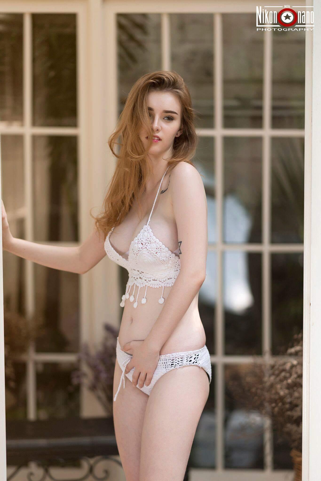 Jessie Vard sexy thiên thần là đây chứ đâu