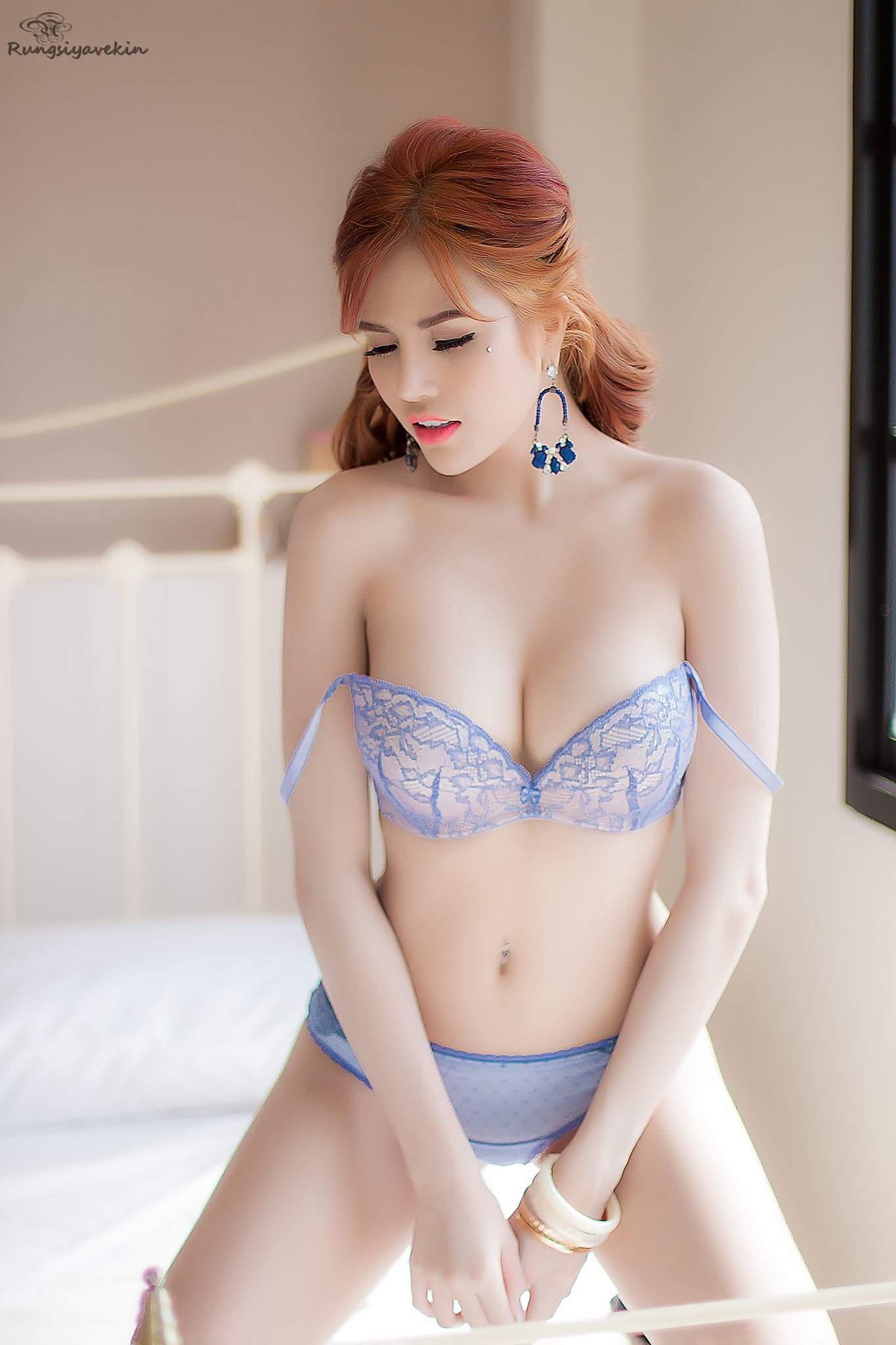 Wilailak Seumsuk chuẩn sexy chân dài tới nách