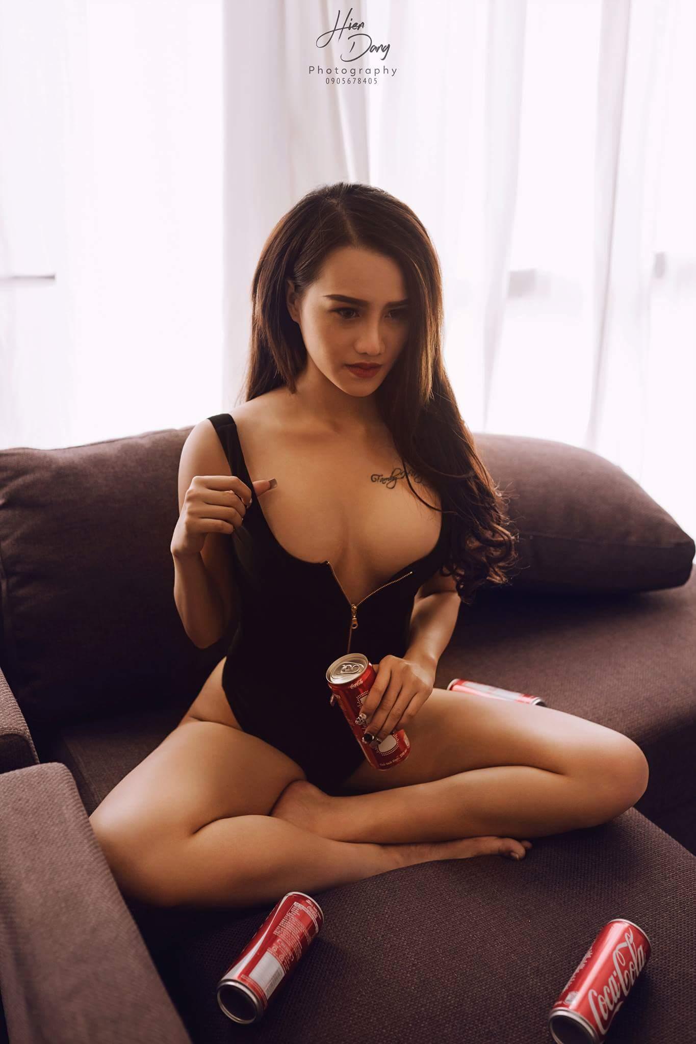 Quảng cáo Coca Cola cảm thấy khó thở photo Hiến Đặng