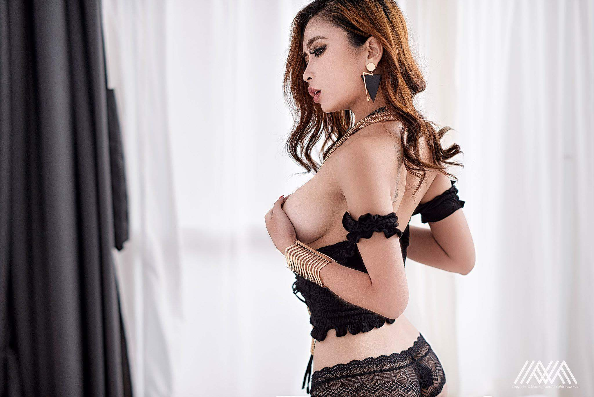 Thanh Vân sức hút khó cưỡng photo Max Nguyễn