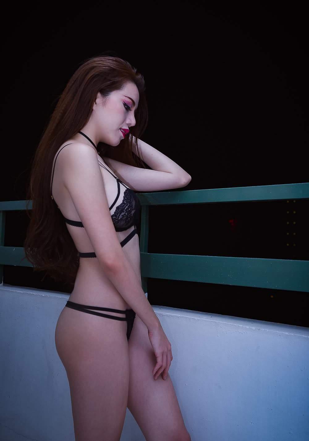 Bào ngư thượng hạng siêu sexy photo Sang Nguyễn